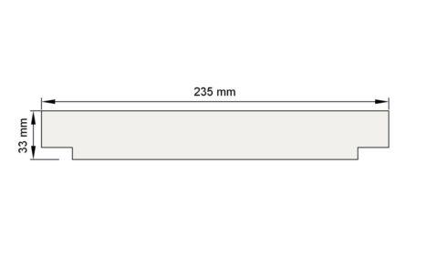 Изображение пилястра декор лепнина пл5 размеры