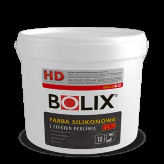 Фасадная силиконовая водоотталкивающая краска BOLIX SIL-P