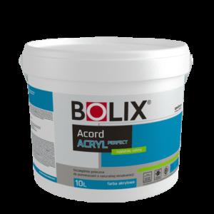краска акриловая BOLIX Acord ACRYL фото