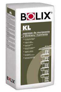 Раствор для кладки и расшивки Bolix KL