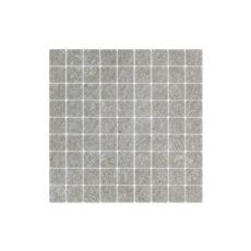 Изображение текстуры мозаики Interbau Vulkano Mittelgrau