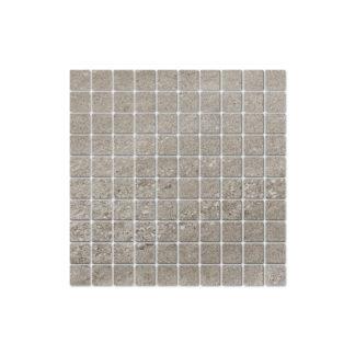 Изображение текстуры мозаики Interbau Chianti Impero Graubeige