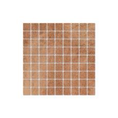 Изображение текстуры мозаики Interbau Lithos Trias Antrazit