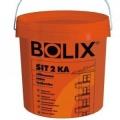 Штукатурка силиконовая тонкослойная Bolix SIT 2 KA