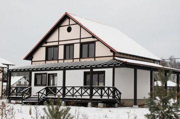 Фото дома в стиле фахверк