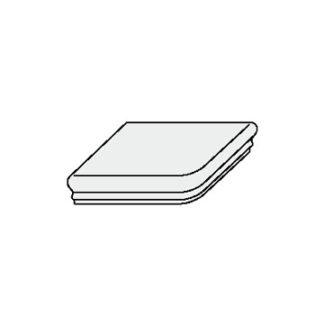 Изображение текстуры Флорентийская клинкерная ступень угловая Interbau