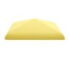 Изображение колпак для забора Golowczynski, желтый