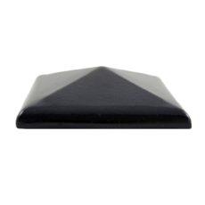 Изображение колпак для забора Golowczynski, темно-коричневый