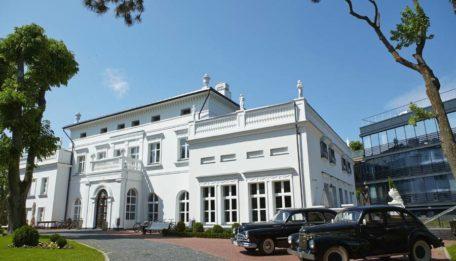 Фото обновленного отеля Шлосс