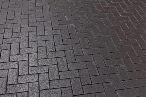 фото Тротуарный кирпич Feldhaus P 609 UMBRA FERRUM KF