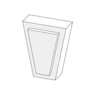 замковый камень декор лепнина зк4 размеры
